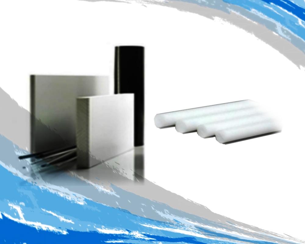 Placa, Soldadura y Barra en PVC y Polipropileno