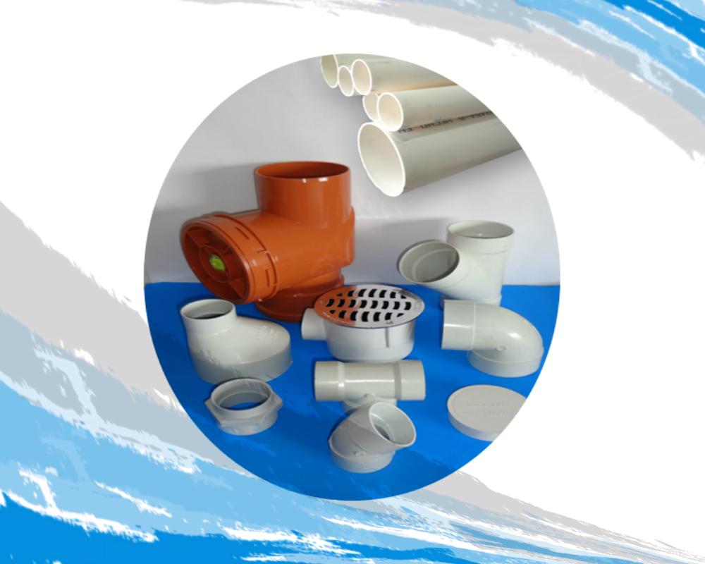 Tubería y conexión PVC Sanitaria