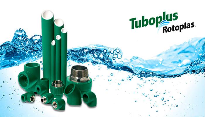 Tuboplus Hidráulico Rotoplas