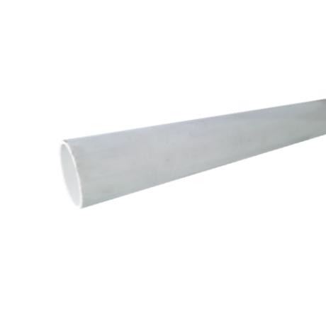 """TUBO PVC C-40 DE 6 M X 8"""""""