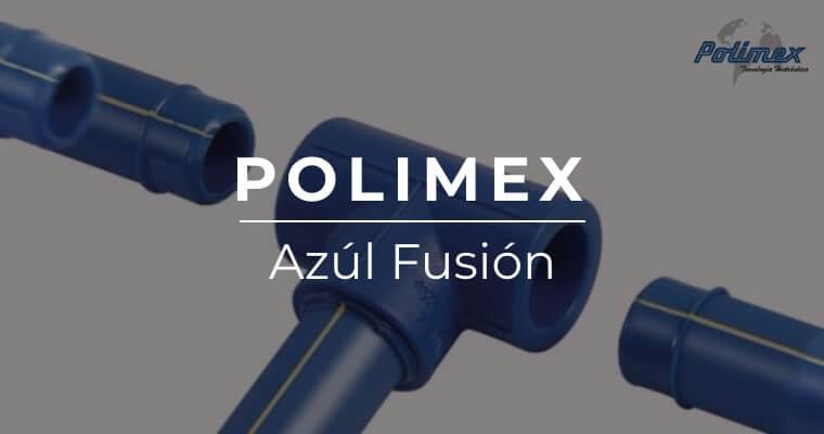 Polimex Azul Fusión Artículo